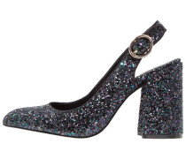 CHESTER High Heel Pumps peacock glitter