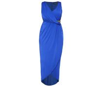 Jerseykleid cobalt blue