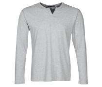 CHILLOUT - Nachtwäsche Shirt - light grey melange