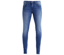ADRIANA - Jeans Slim Fit - mid brushed ultra move