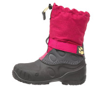 ICELAND HIGH Snowboot / Winterstiefel azalea red