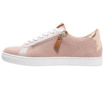 Sneaker low blush