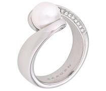 AGNETHE Ring silvercoloured