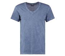 TShirt basic bluegrey