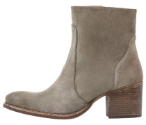 Stiefelette taupe/grey
