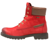 OUTBACK 72 Schnürstiefelette red/bison