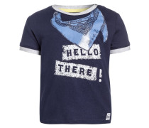 TShirt print blue night