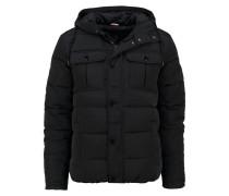 GLEN Winterjacke black
