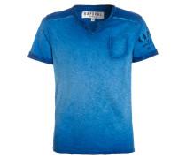 MAKAO - T-Shirt print - cobalt