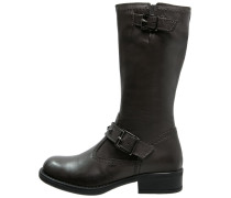Stiefel dark grey