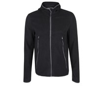 Fleecejacke black