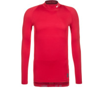 PRO DRY Langarmshirt gym red / team red / white