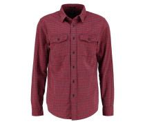 Hemd red/black gingham