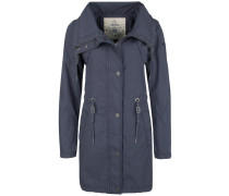 Trenchcoat dark blue