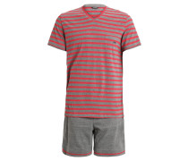 CHARISMATIC Pyjama red