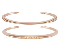 FLOW 2 PACK Armband rose goldcoloured