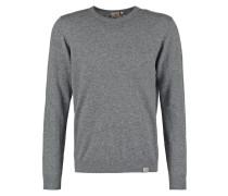 PLAYOFF Strickpullover dark grey heather