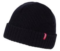 Mütze regular black