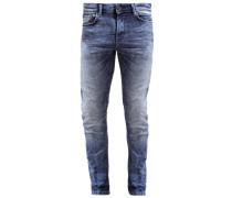 CULVER Jeans Slim Fit super stone blue denim