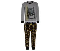 NITBATMAN Pyjama grey melange