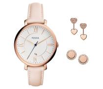 JACQUELINE SET - Uhr - pink