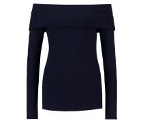 Strickpullover - navy blue