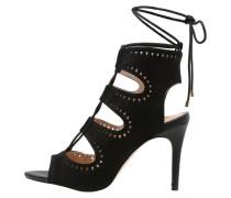 SANDY High Heel Sandaletten black