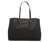 JET SET TRAVEL - Handtasche - black
