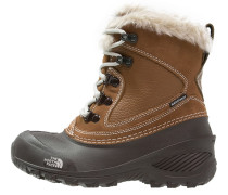 SHLISTA EXTREM Snowboot / Winterstiefel dachshund brown/moonlight ivory