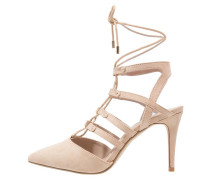 GRETA High Heel Sandaletten peach