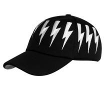BOLT - Cap - black/off white