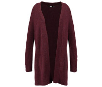 LISA Strickjacke burgundy