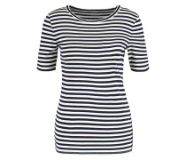 PERFECT FIT - T-Shirt print - navy/ivory