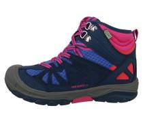 CAPRA Trekkingboot navy/pink