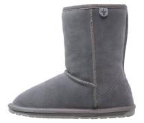 WALLABY - Snowboot / Winterstiefel - charcoal