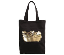 Shopping Bag black/gold
