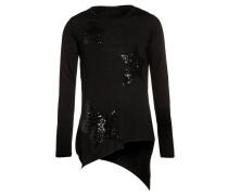 Langarmshirt black
