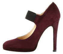 High Heel Pumps - bordeaux