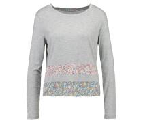Nachtwäsche Shirt light heather grey