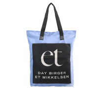 DAY CARRY - Shopping Bag - colony blue