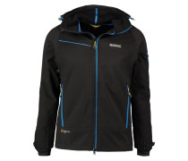 HEWITTS II Softshelljacke black