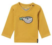 BOGOTA Langarmshirt yellow