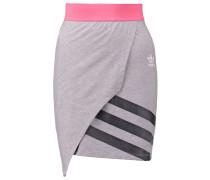 Minirock grey/pink/black