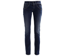 NEWSWENFANI Jeans Straight Leg darkblue denim