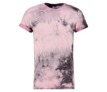 MUSCLE FIT TShirt print pink