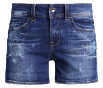 GStar MIDGE SADDLE SHORT Jeans Shorts blue denim