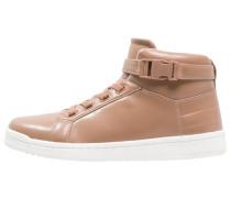 Sneaker high - beige
