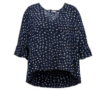 HEART - Bluse - navy blue