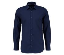 SLIM FIT Businesshemd dark blue