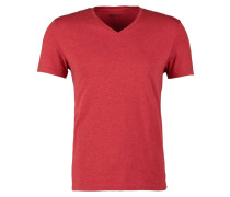 TShirt basic red melange